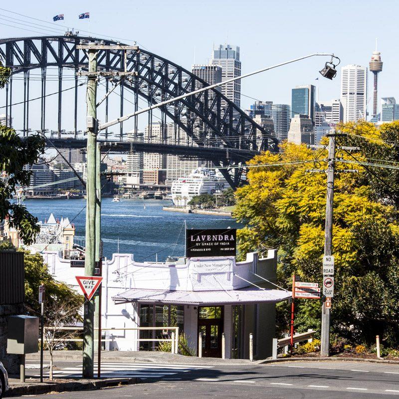 Lavendra North Sydney - Sydney Harbour View